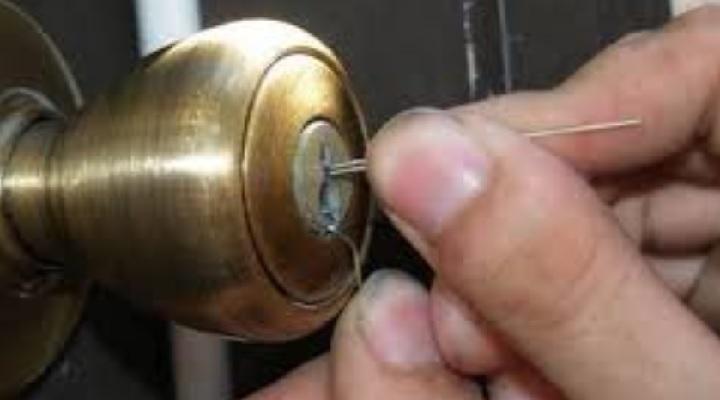 Abrir una cerradura de seguridad