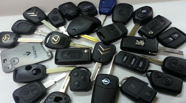 Duplicar llaves coche